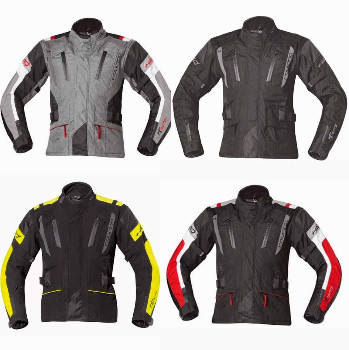Held make the best winter motorcycle jackets