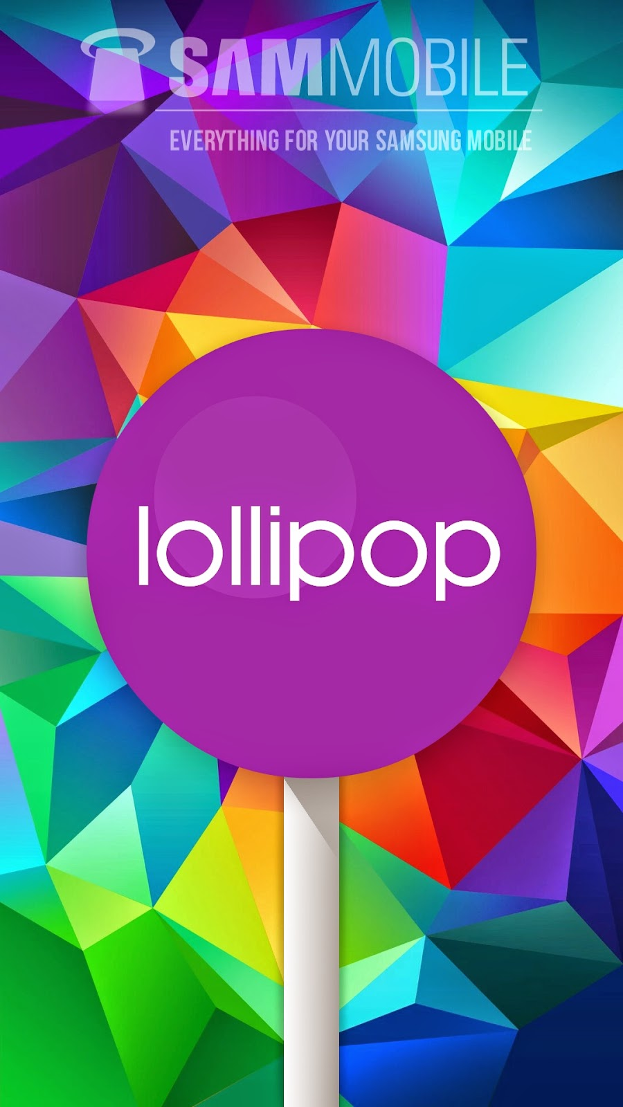 Android 5.0 lollipop sur Galaxy S5