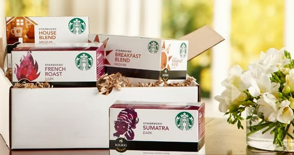 Starbucks After Christmas Clearance: BOGO K-Cups, 50% Off ...