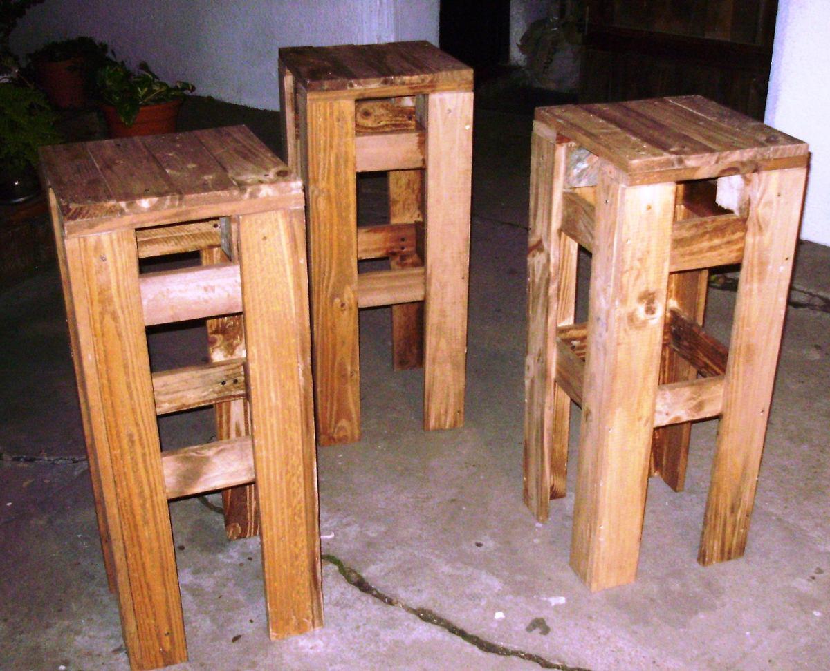 Ideas rusticas for Bar rustico de madera