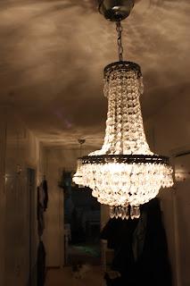 kristall lampa ullared