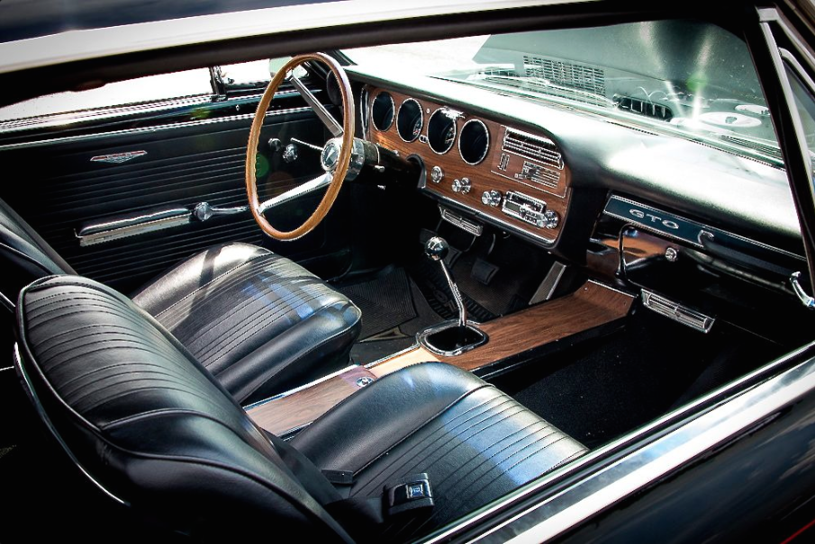 1967 Pontiac Firebird Interior Pictures To Pin On Pinterest Pinsdaddy