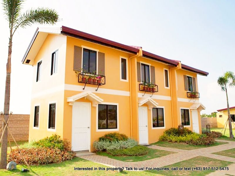 Reana Ready Home - Camella Dasmarinas Island Park| Camella Affordable House for Sale in Dasmarinas Cavite