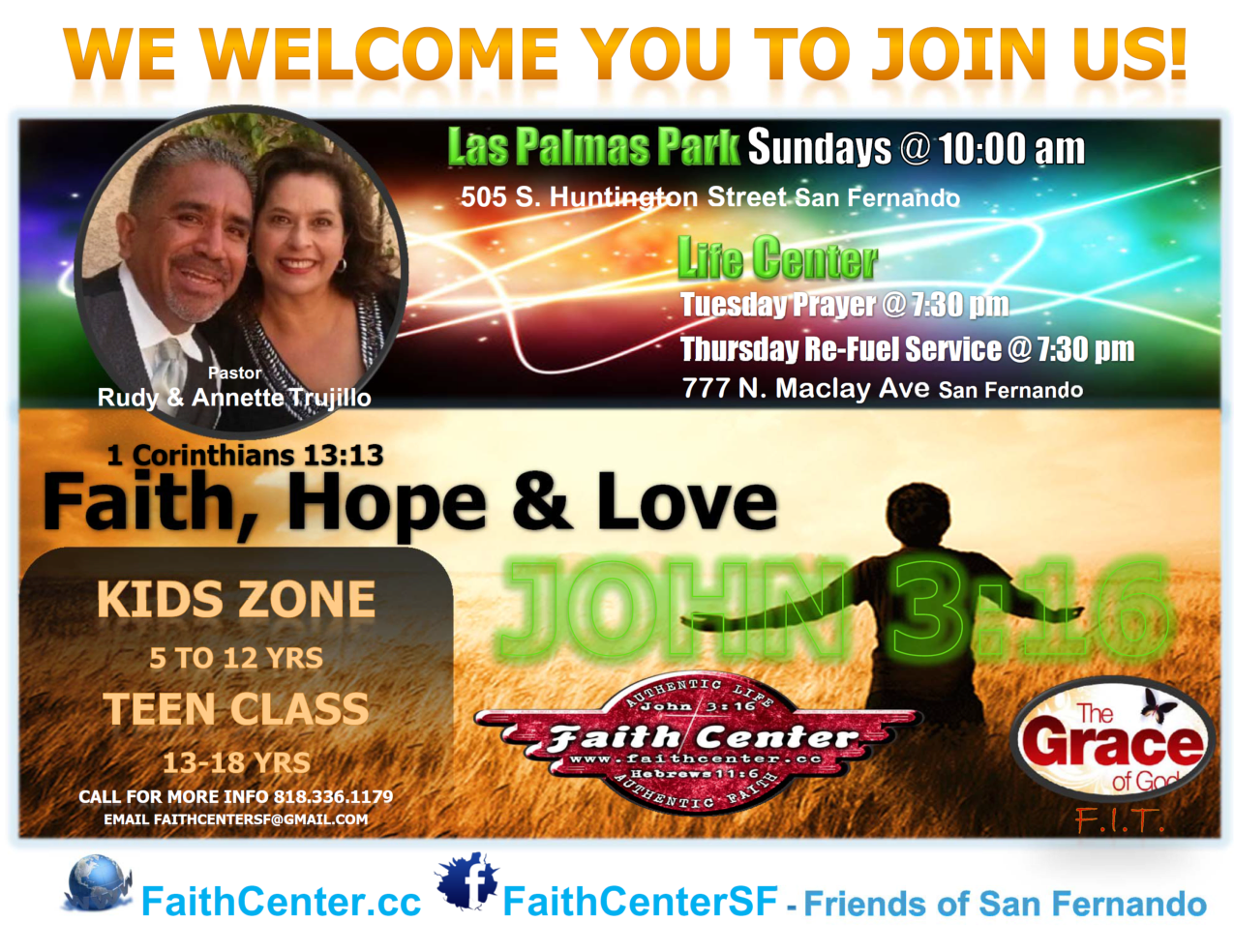 Faith Center San Fernando