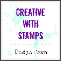 ♥ Ich bin im Designteam bei Creative with Stamps ♥