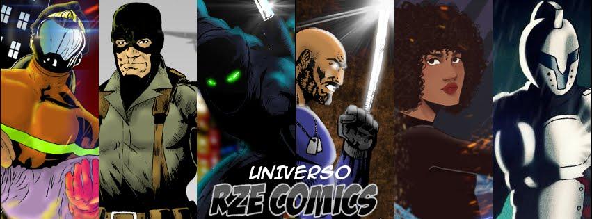RZE COMICS