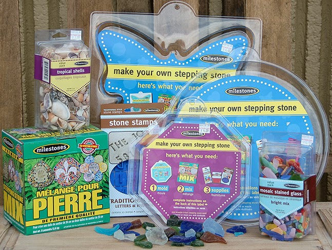 The kids and Dad will love create memories while making new stepping stones.