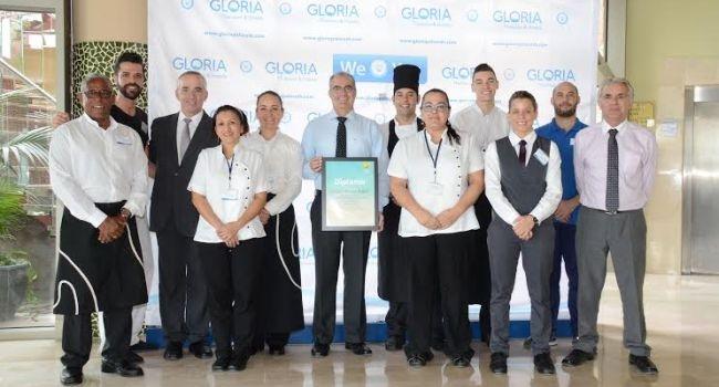 Gloria Palace Royal Hotel & Spa  reconocimientos internacionales