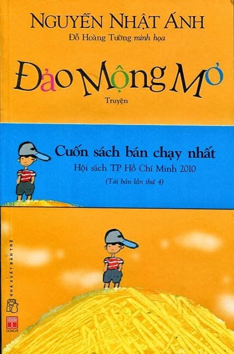 Đảo Mộng Mơ - Nguyễn Nhật Ánh