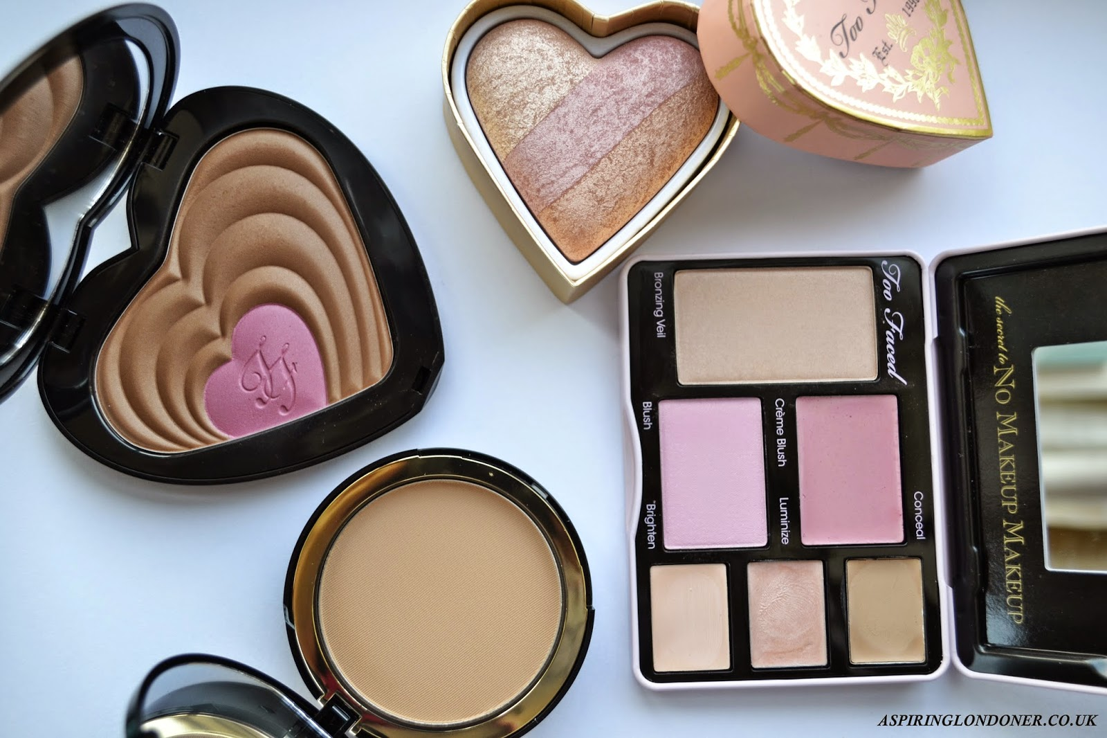 Best Of Too Faced Cosmetics Face Makeup Review - Aspiring Londoner