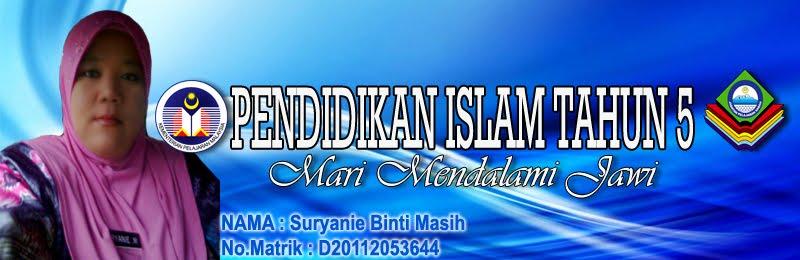 Pendidikan Islam Tahun 5