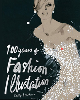 Fashion Books, 100 Years of Fashion Illustration - via TheFashionLush.com
