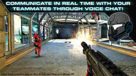 N.O.V.A. 3 - Near Orbit Vanguard Alliance, iPhone Action Game  Businesss Free Download, iPhone Applications