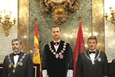 Protocolo y Poder Judicial, por Olga Casal