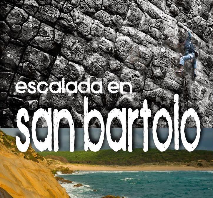 ESCALADA EN SAN BARTOLO