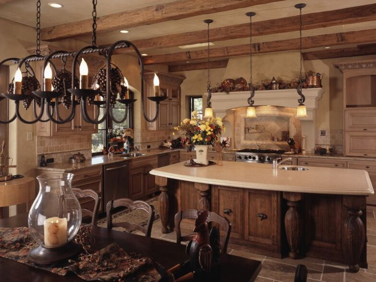 Rustic French Country Kitchen 768 x 576 · 115 kB · jpeg