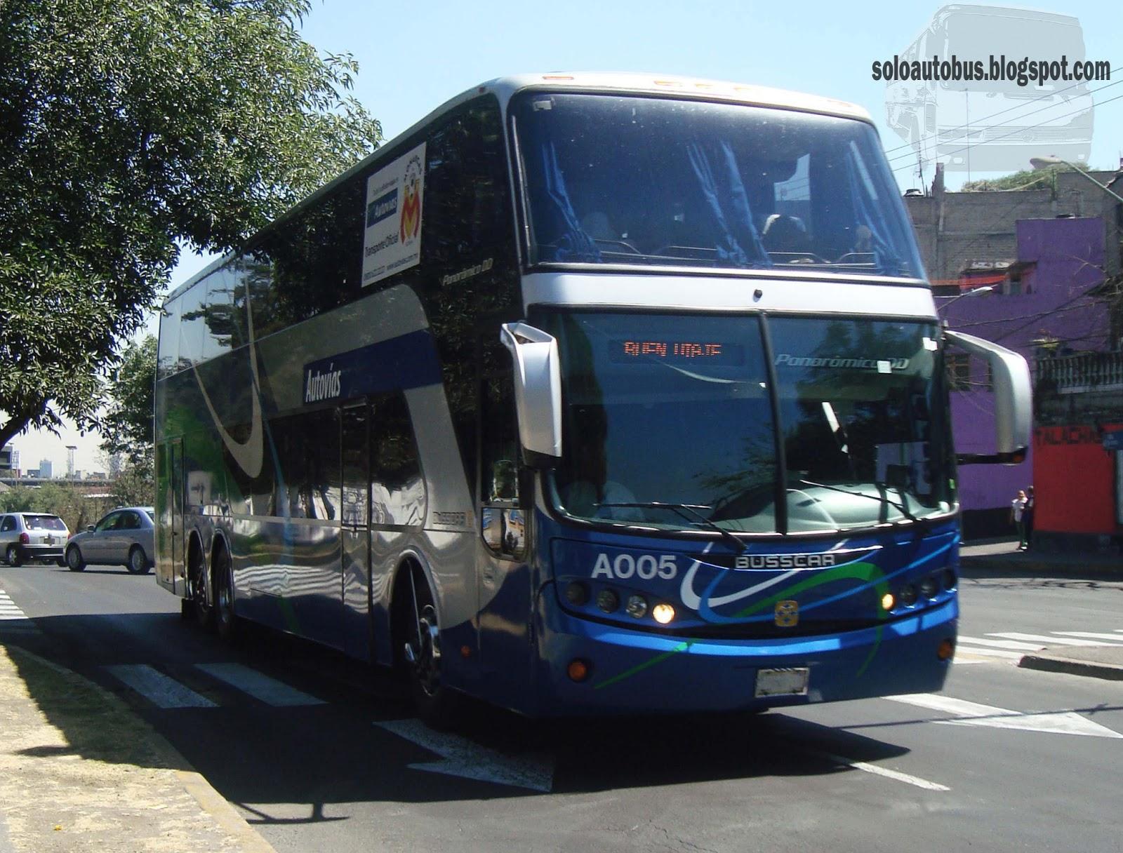 Soloautobus autovias de dos pisos - Autobuses de dos pisos ...