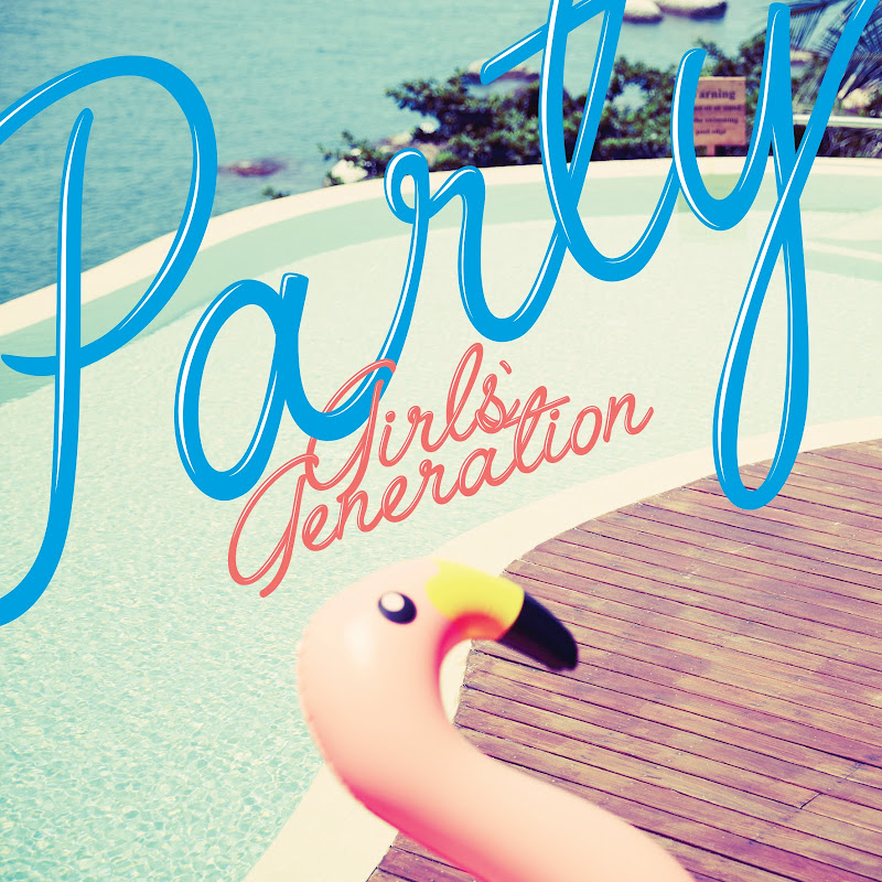 Girls' Generation Party cover