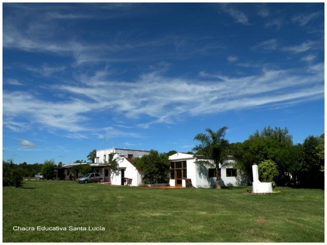 Tiempo atmosférico - Chacra Educativa Santa Lucía