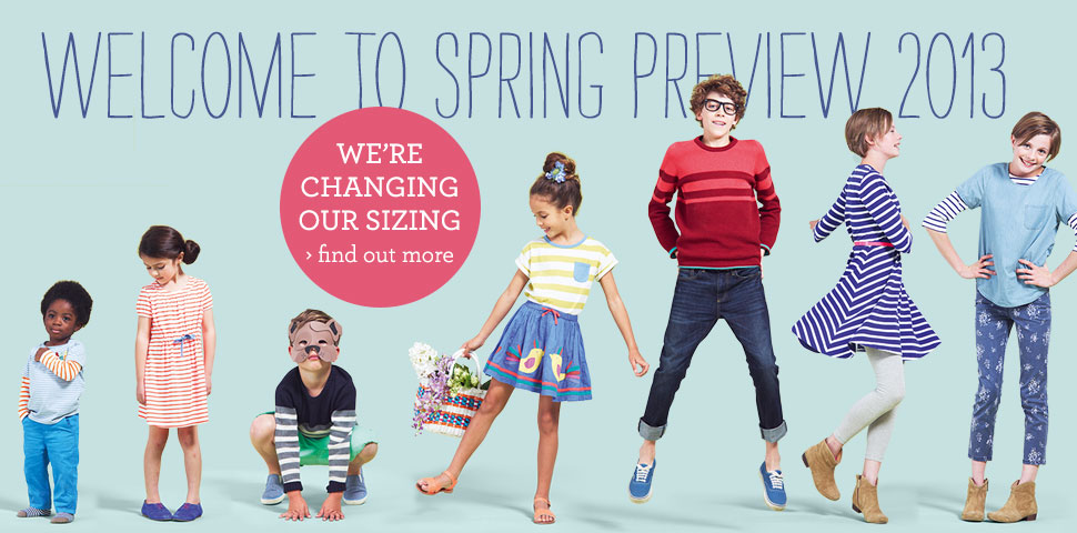 My superfluities boden spring preview 2013 news for Johnny boden sale