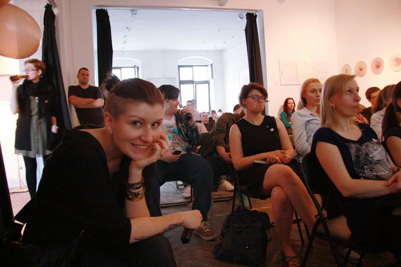 urodzinowe spotkanie Geek Girls Carrots Łódź, kobiety, mezczyzni, publicznosc spottania