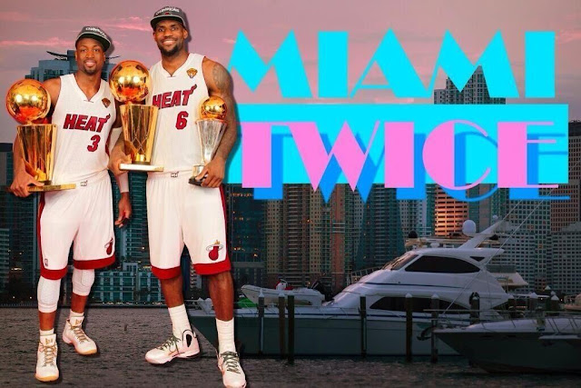 Heat back to back champs, Heat repeat