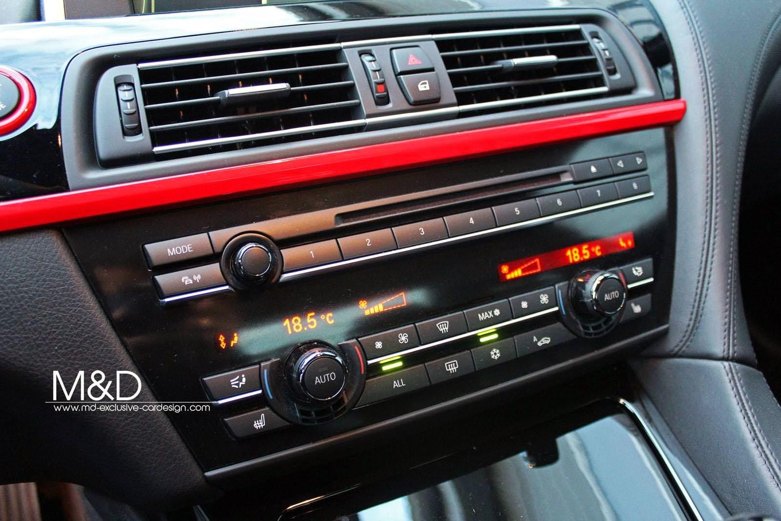 صور السيارة بي ام دبليو الفئة السادسة كوبيه المعدلة
