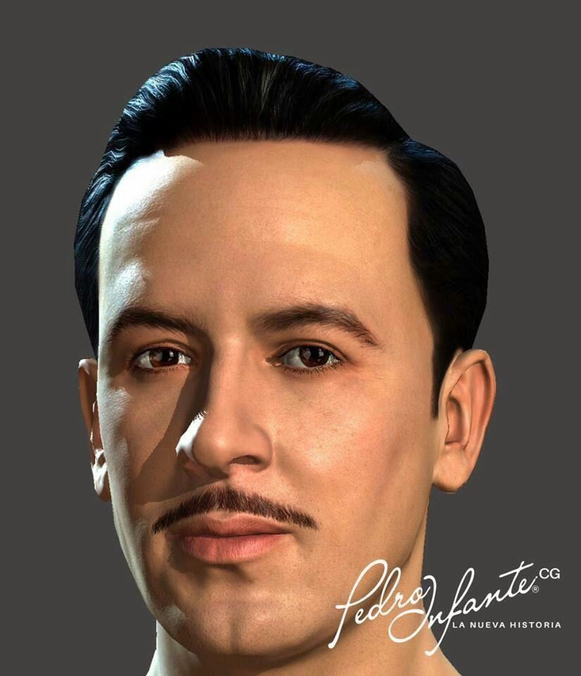 Pedro Infante CG