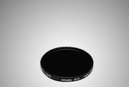 Hoya Infrared R72 Filter