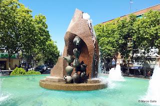 Fuente de los Cantaros Alcorcón, Madrid.