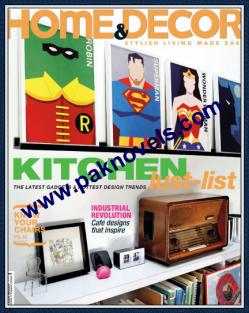 Home Decor Malaysia Magazine, November 2013