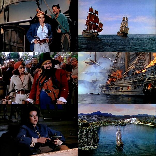 La mujer pirata (1951)