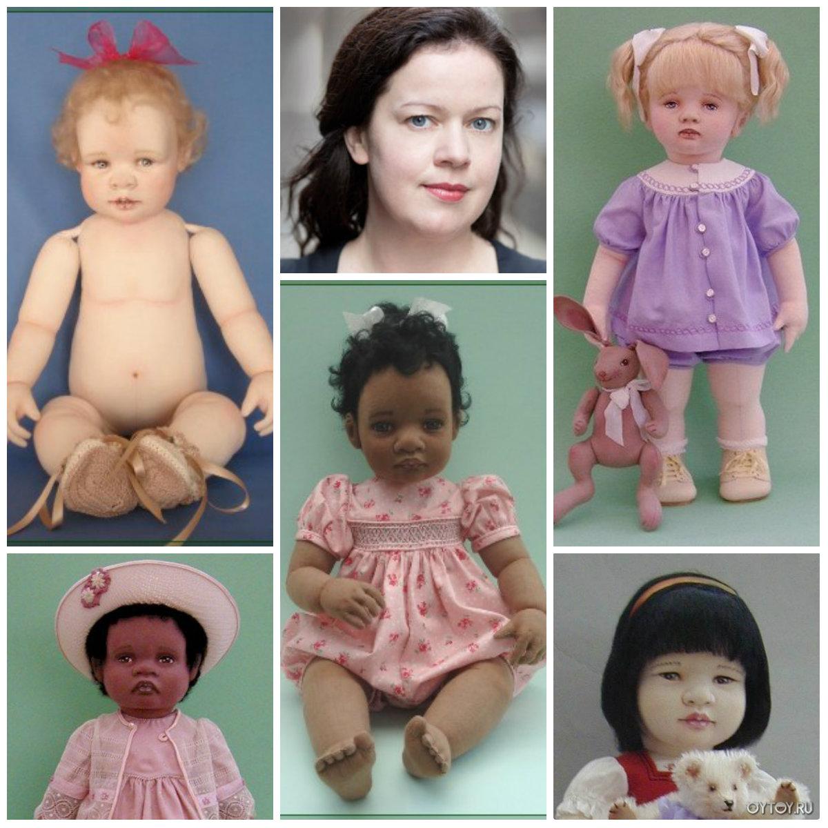 Тeresa Сhurcher куклы дети
