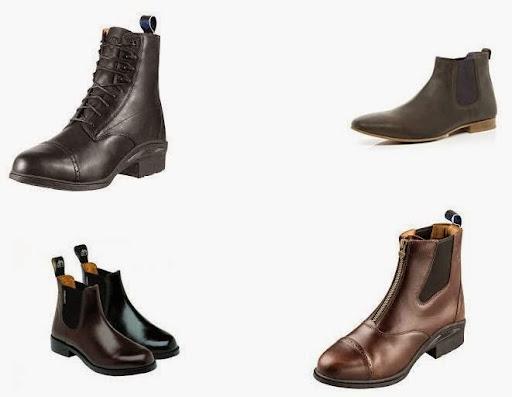 Sepatu Boot untuk Pria Kantoran Terbaru 2015
