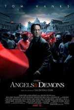 Angeles y demonios (2009) DVDRip Latino