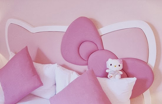 Cabeceras de Cama de Hello Kitty