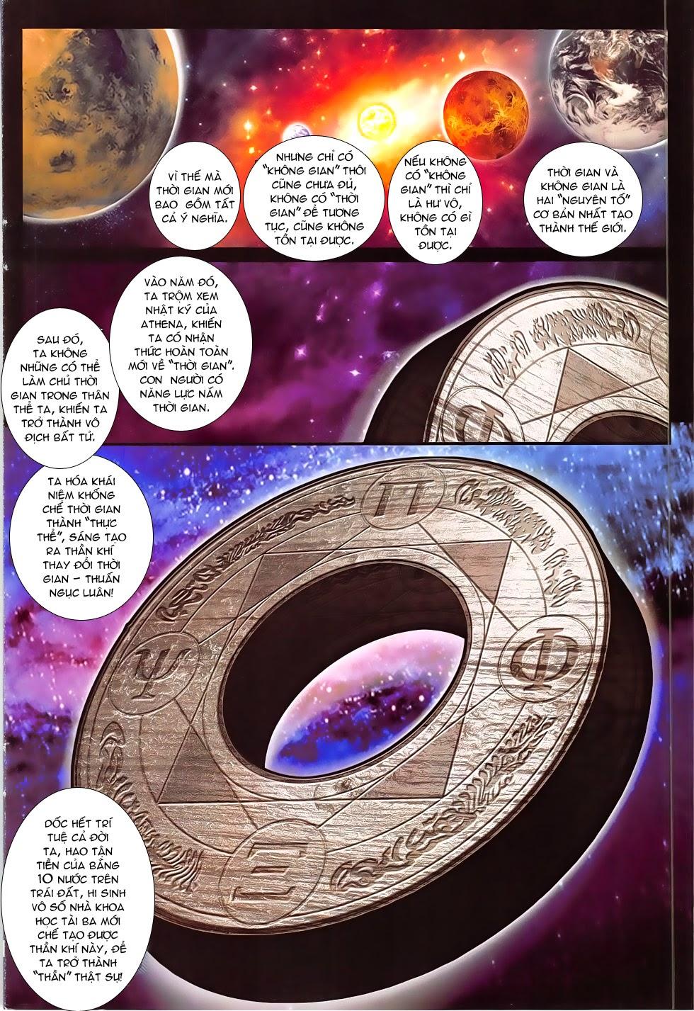 Ba Động Quyền Z Hadouken Zero chap 15 - Trang 2