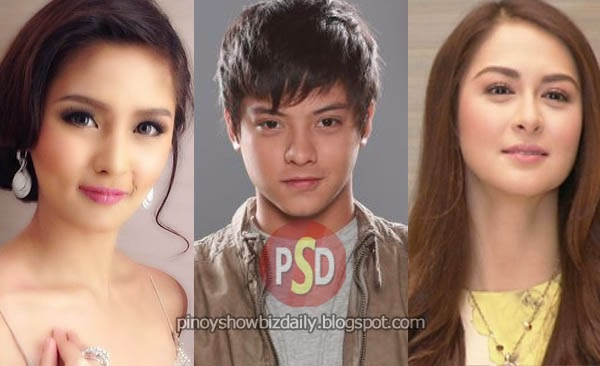 Kim Chiu, Marian Rivera, and Daniel Padilla score 4 nominations each at 2014 Yahoo! OMG Awards