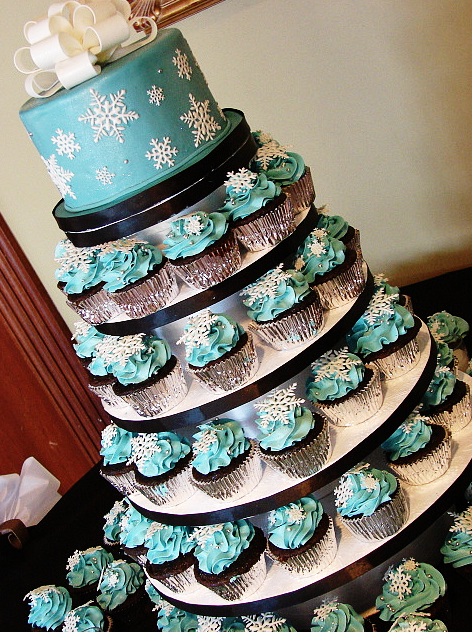 Cupcake Design For Wedding : Wedding Cake Designs: Wedding Cupcakes