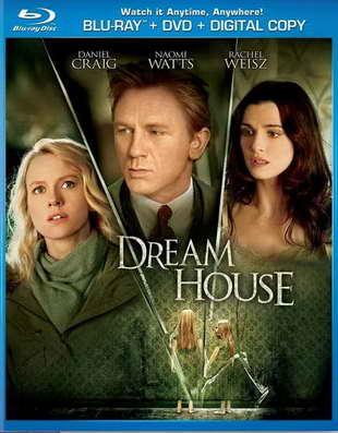 Filme Poster A Casa dos Sonhos BRRip XviD & RMVB Legendado