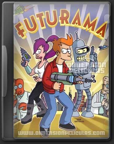 Futurama (Temporada 7 HDTV Inglés Subitulado) (2012)