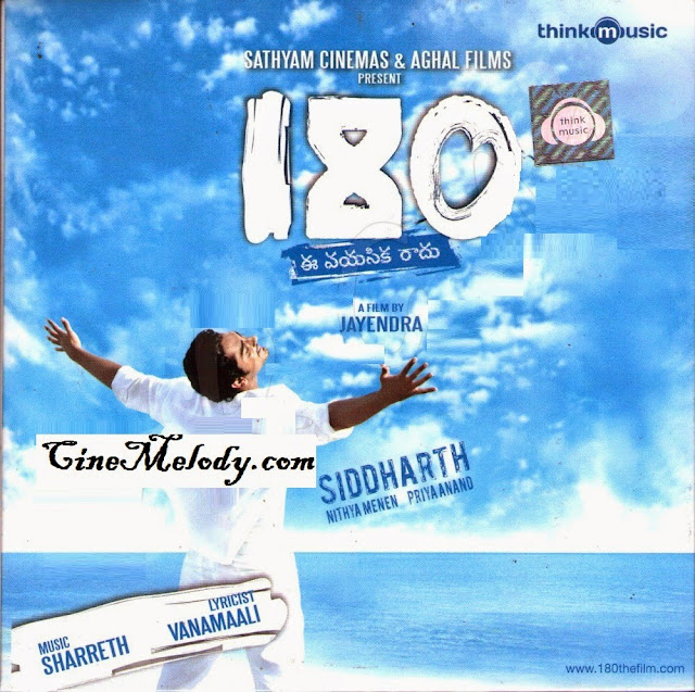 180 Telugu Mp3 Songs Free  Download -2011