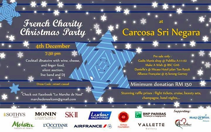 Le Marché de Noël @ Carcosa Seri Negara, Le Marché de Noël, Christmas shopping, carcosa seri negara, Giveaway