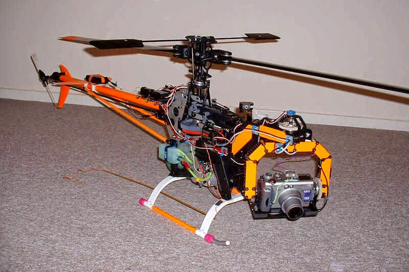 Homebuilt Helicopter as a Pastime