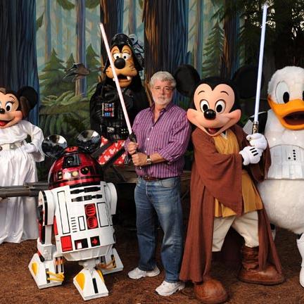 Disney compra Lucas Film