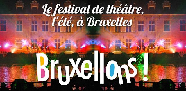 """Château du Karreveld - """"Bruxellons"""" - Festival de théâtre, l'été, à Bruxelles - Molenbeek-Saint-Jean - Bruxelles-Bruxellons"""