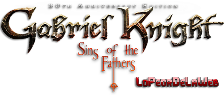 Gabriel Knight: Sins of the Fathers 20th Anniversary Ed.
