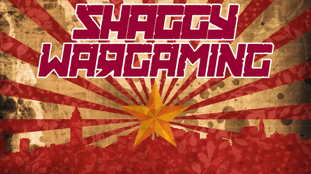 Shaggy Wargaming