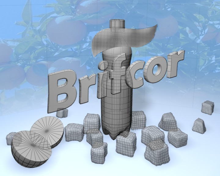 Brifcor - making of