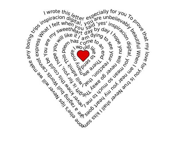 Poemas De Amor En Ingles Espanol